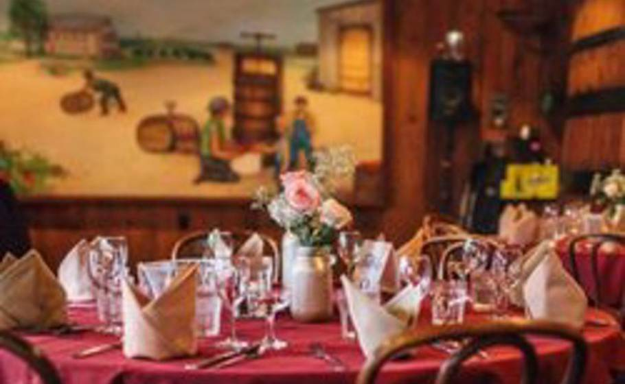 Frasinetti's Winery & Restaurant